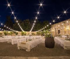 Masseria San Lorenzo - La corte imperiale