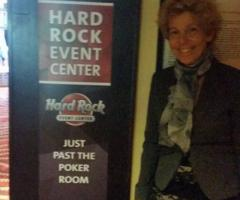Sax Blond Letizia Brunetti - Hard Rock Cafe Hollywood