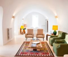 Masseria San Michele - Lo stile delle camere