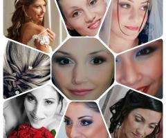 Romina Rosi Trucco e Acconciatura Spose - Il trucco della sposa