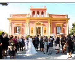 Festa di matrimonio in villa