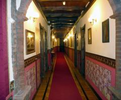 Hotel Villino della Flanella - Corridoio primo piano