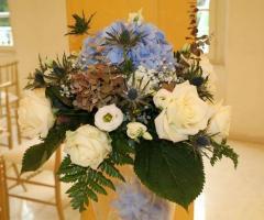 Fiori foglie e follie - Addobbi floreali per le nozze