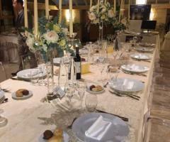 Luisa Mascolino Wedding Planner Sicilia - Allestimento di classe