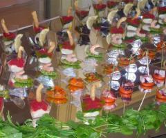 Kora Pool and Beach Events - Finger food per le nozze