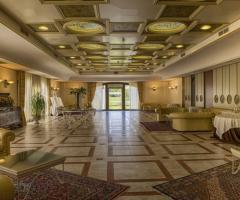 Borgo Ducale Brindisi - La sala interna