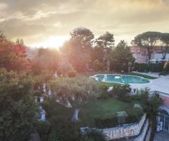 Villa San Martino - Una vista panoramica