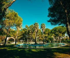 Antica Masseria Martuccio - Il giardino