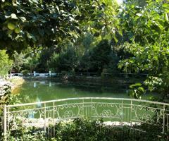 Il laghetto di Feudo della Selva