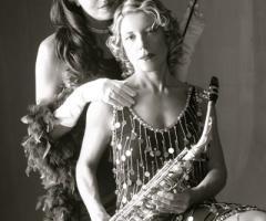 Sax Blond Letizia Brunetti - Musica live per le nozze