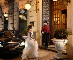 Grand Hotel Parker's - l'arrivo della sposa