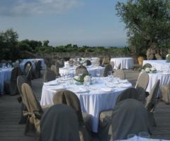 Masseria Torre Maizza - Ricevimento di matrimonio a Brindisi