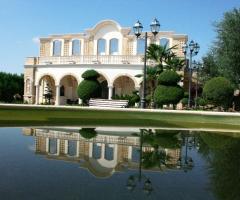 Villa Reale Ricevimenti - La facciata riflessa
