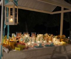 Grand Hotel Riviera - Il tavolo dei dolci