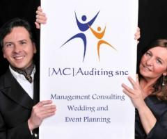 MC Auditing Weddings and Events