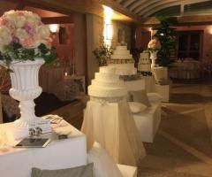 Emozioni Wedding Planner - Le torte nuziali