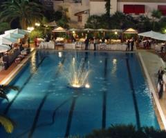 Ricevimento di matrimonio a bordo piscina - Il Brigantino Barletta