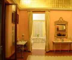 Tenuta Montenari - Sala interna della location di nozze