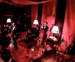 Chicky Mo Swing Band - La band sul palco