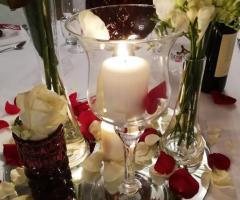 Luisa Mascolino Wedding Planner Sicilia - I centro tavola