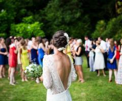 Le Rose di Zucchero Filato - La festa di nozze