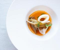 Palazzo Filisio Hotel Regia Restaurant - La fantasia in cucina