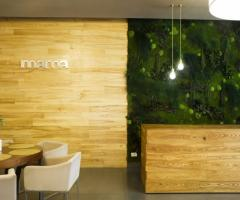 Mama Casa in Campagna - La reception della location