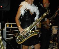 Sax Blond Letizia Brunetti - In concerto