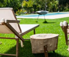 Masseria San Michele - Il relax all'aperto