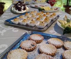 Masseria del Gelso Antico - Il tavolo dei dolci