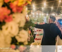 Masseria Bonelli - La festa di nozze