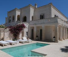 Borgo Egnazia - lo stile tipico del borgo