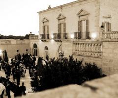 Masseria Traetta Exclusive - Matrimonio di sera