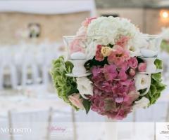 Masseria Bonelli - Centrotavola floreale