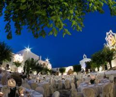 Masseria Montalbano - La location per il ricevimento di nozze