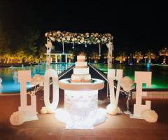 Grand Hotel Vigna Nocelli Ricevimenti - La torta nuziale