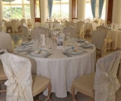 Tavolo per le nozze