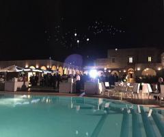 Masseria Traetta Exclusive - La festa di nozze a bordo piscina