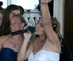 Animazione matrimoni - Il karaoke della sposa