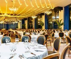 Grand Hotel Masseria Santa Lucia - La sala interna