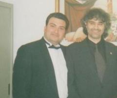 Quartetto d'archi Gershwin con Andrea Bocelli