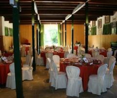 Sala per i ricevimenti di matrimonio