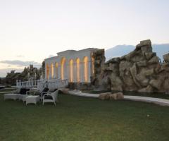 Tenuta Montenari - L'anfiteatro della location