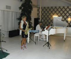 Sax Blond Letizia Brunetti - Con l'accompagnamento del pianoforte