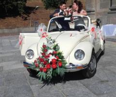 Noleggiami Maggiolini & Co - Evviva gli sposi