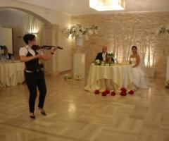 Intrattenimento musicale durante il matrimonio
