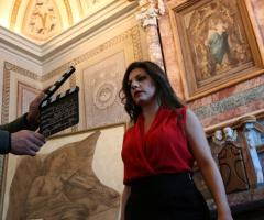 Duo Giancarlo Music - Il backstage con Debora