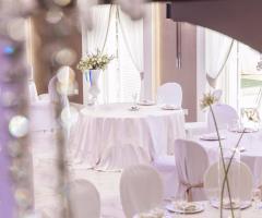Villa Demetra - Dettagli dei tavoli