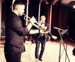 The SwingBeaters - L'accompagnamento della tromba