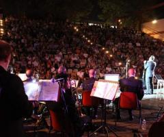 The SwingBeaters - Una vista dal palco